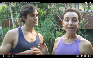 You Want Me to Eat What?! Energy Bar Review