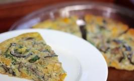 Frittata: A Balanced One Dish Wonder