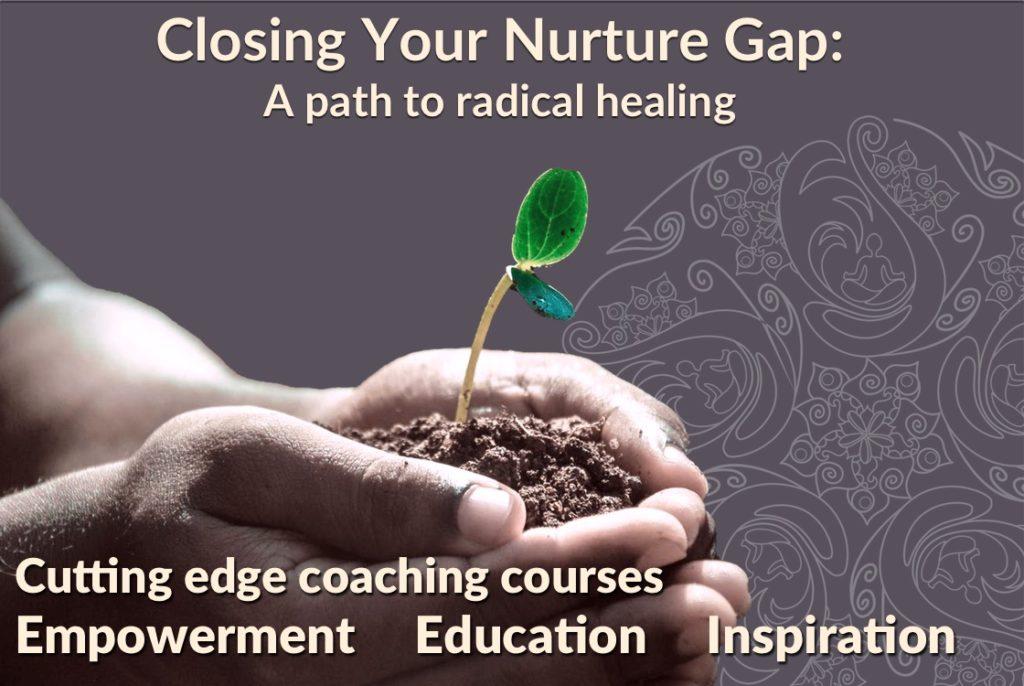 SALES PAGE VERSION Closing Your Nurture Gap Little Sprout