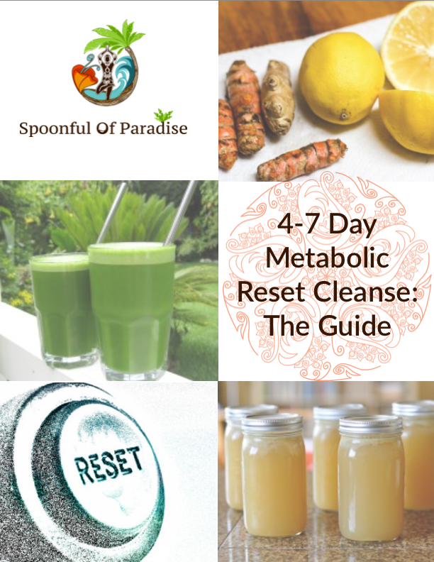 Metabolic Reset Clenase - The Guide Cover