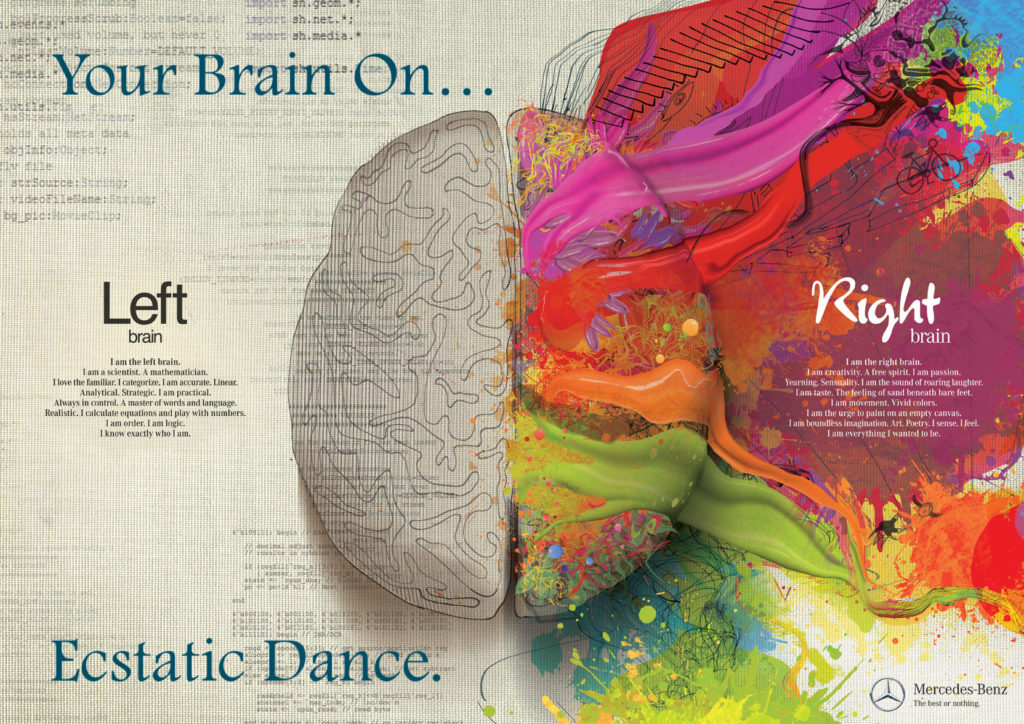 Your Brain on Ecstatic Dance